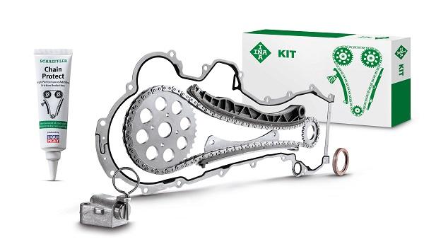 KIT INA distribuzione a catena con additivo Chain Protect