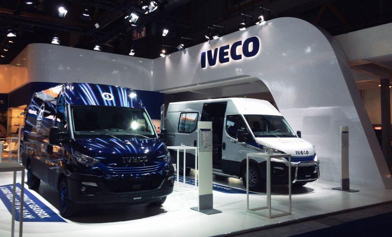 Al Salone dell'Auto di Bruxelles IVECO punta sulla tecnologia sostenibile