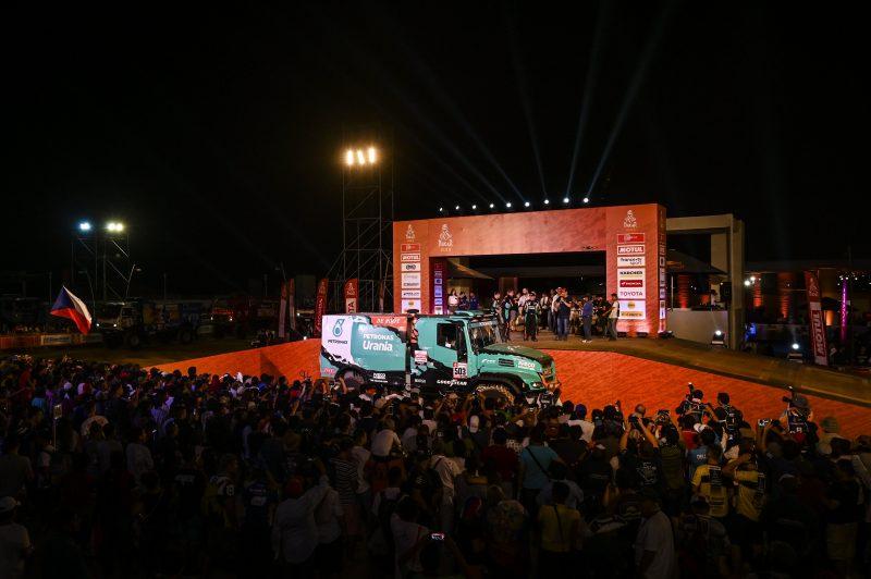 Dakar 2019, il Team PETRONAS De Rooy IVECO punta alla vittoria