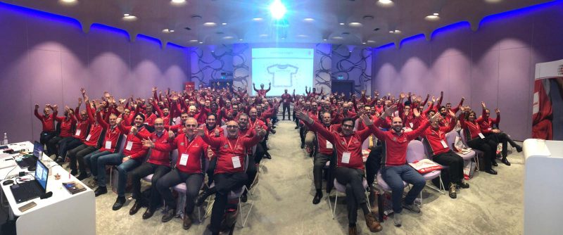 Asso Ricambi festeggia il traguardo dei 100 associati