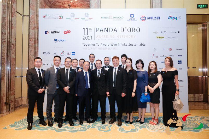 """UFI Filters vince il """"Panda d'Oro"""" per l'Innovazione"""