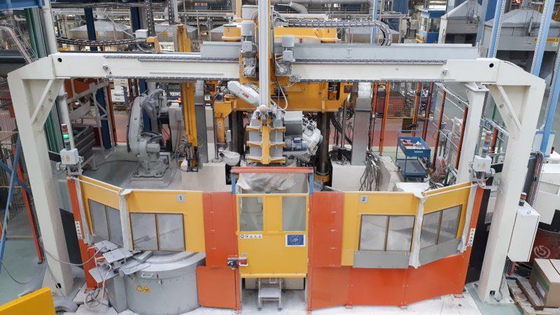 Progetto CRAL: tecnologia innovativa per la produzione di componenti a basso impatto C02