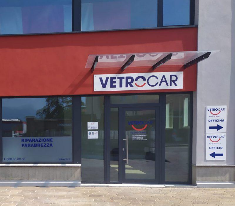 VetroCar inaugura un nuovo centro di proprietà a Rovereto
