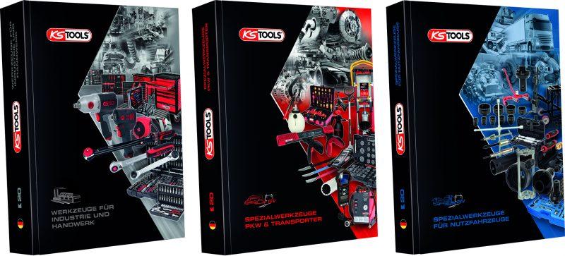 KS Tools: nuovo catalogo utensili e utensili speciali per auto e autocarri