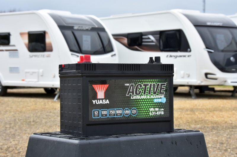 Nuove batterie Yuasa YBX Active Leisure and Marine range
