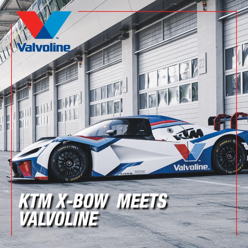 Valvoline & KTM Sportcar: inizia la stagione delle corse 2020