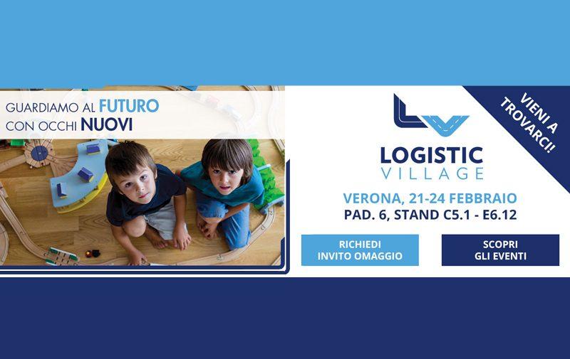 Logistic Village 2019: il programma dei workshop