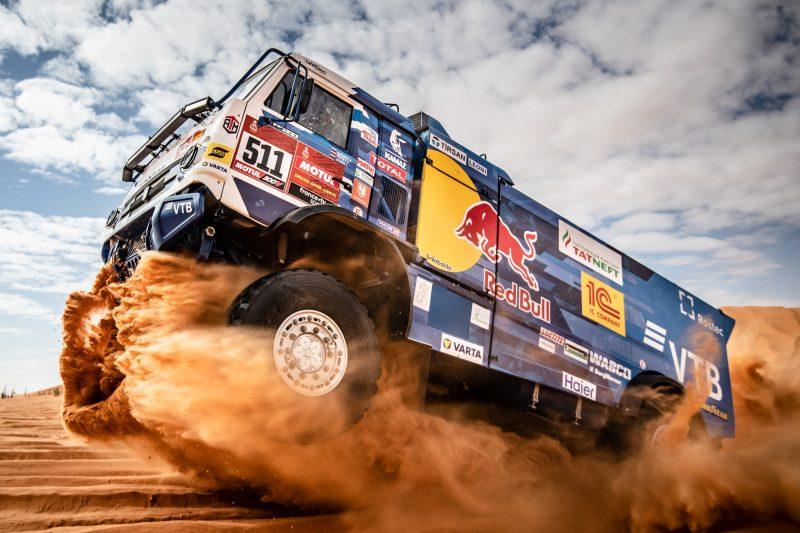 Batterie Varta protagoniste al rally Dakar 2020