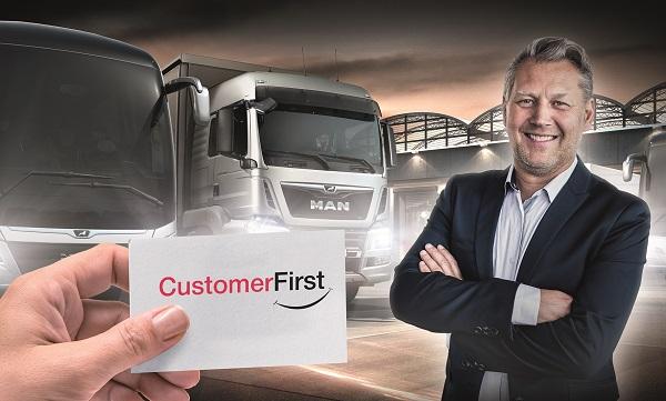 MAN CustomerFirst: la soddisfazione del cliente prima di tutto