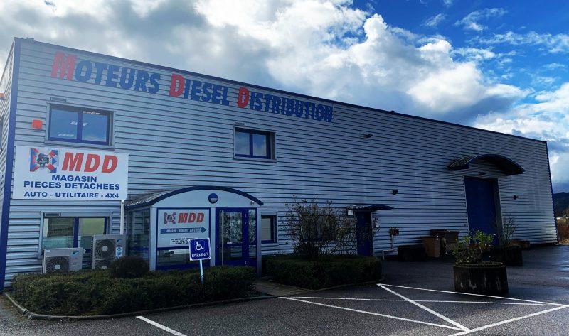 Mec-Diesel acquisisce la francese Moteurs Diesel Distribution