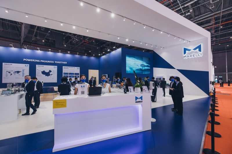 Marelli ad Auto Shanghai 2021 con le sue ultime tecnologie