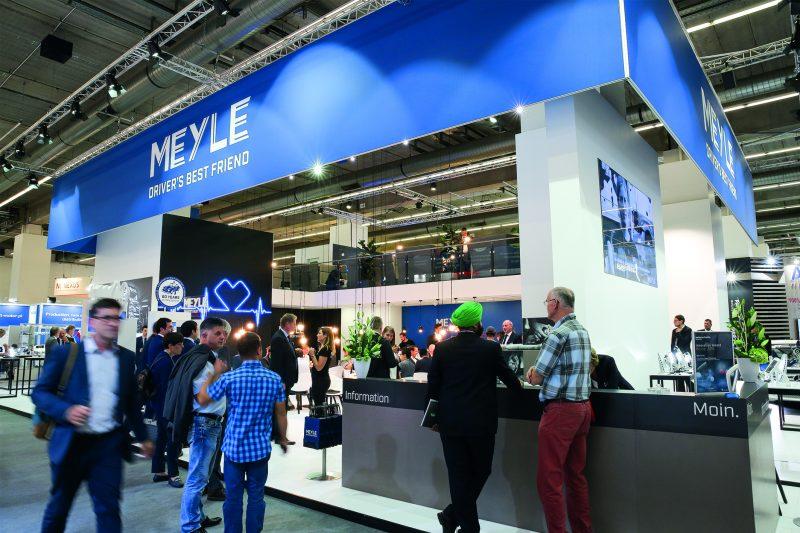 Equip Auto 2019: MEYLE presente con numerose novità