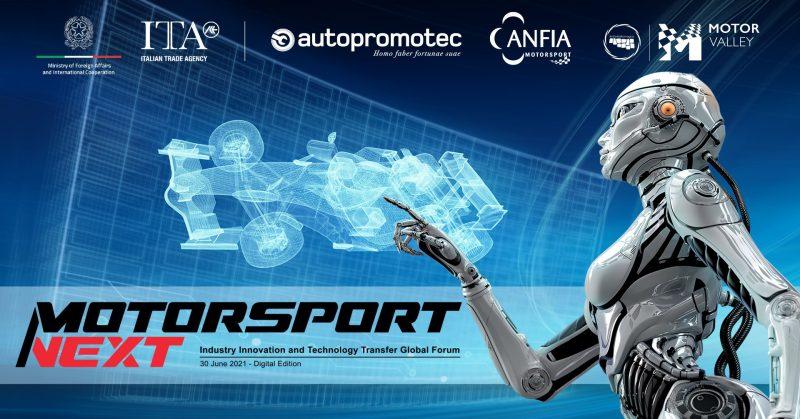 MOTORSPORT NEXT: al via il global forum dedicato a innovazione e tecnologia nel motorsport