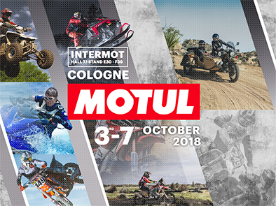 Motul a Intermot – Colonia