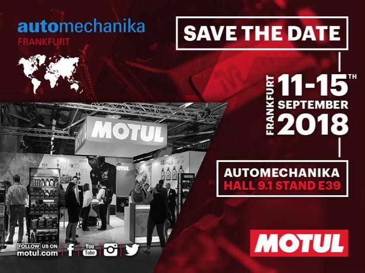Motul lancia ad Automechanika un nuovo prodotto della linea Hybrid