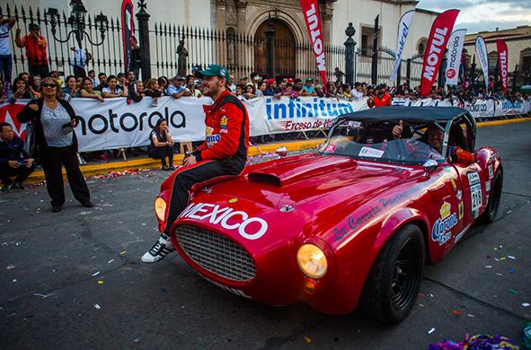 Motul protagonista alla Carrera Panamericana e al Campionato IMSA