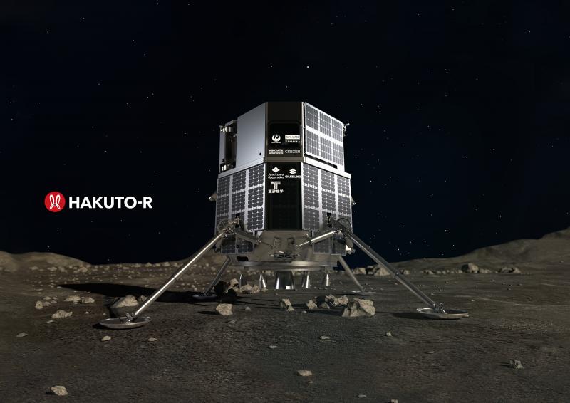 NGK e HAKUTO-R: test sulla luna delle batterie a stato solido