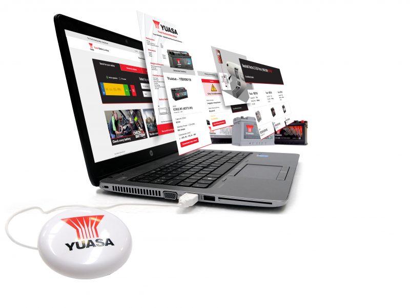 GS YUASA: ricerca per targa della batteria e corretta installazione