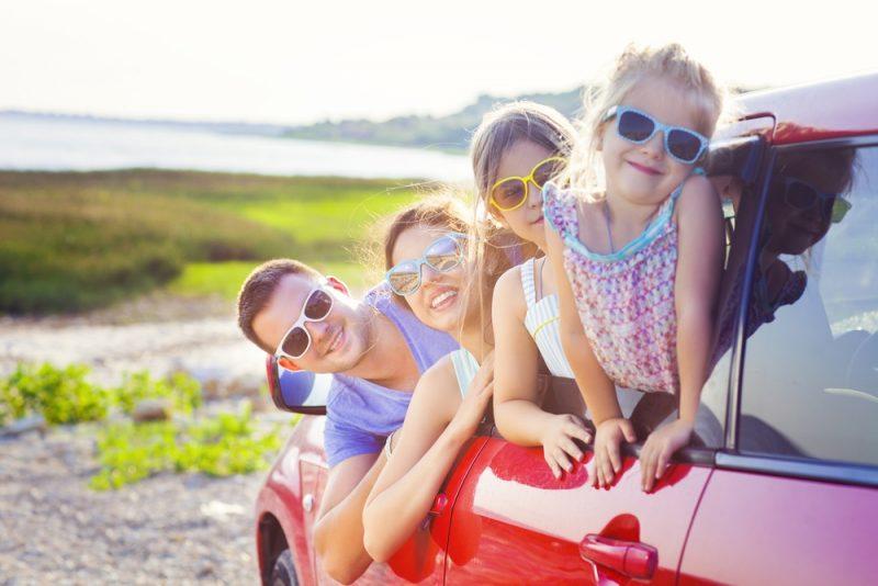 3 vacanzieri su 10 pronti a utilizzare una vettura a noleggio