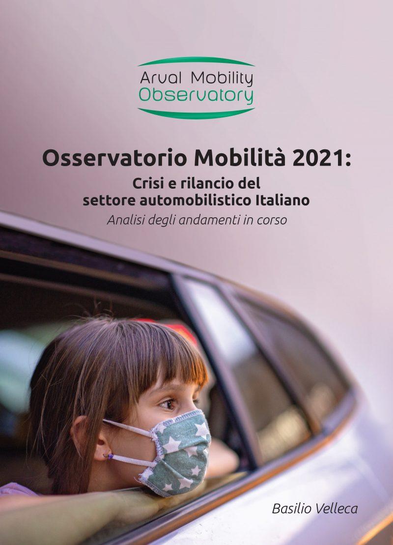 """Arval Mobility Observatory presenta il libro """"Osservatorio Mobilità 2021"""""""