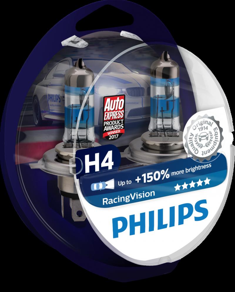 Philips RacingVision si aggiudica il premio Best Buy 2018 di Auto Express