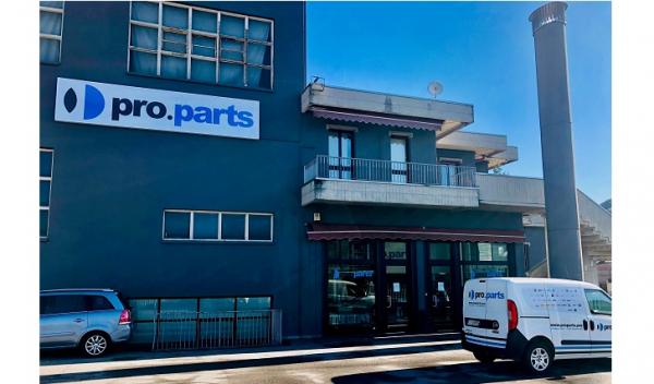 Proparts entra nel Consorzio Neoparts