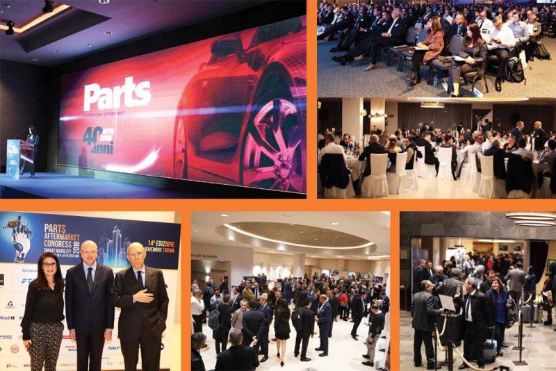 FOTOGALLERY del Parts Aftermarket Congress 2018