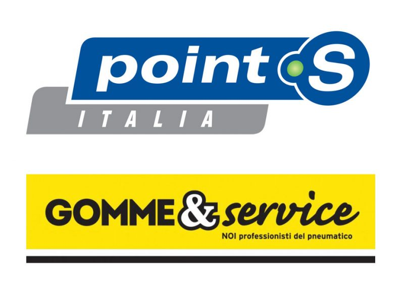 Point S e Gomme & Service insieme in Italia