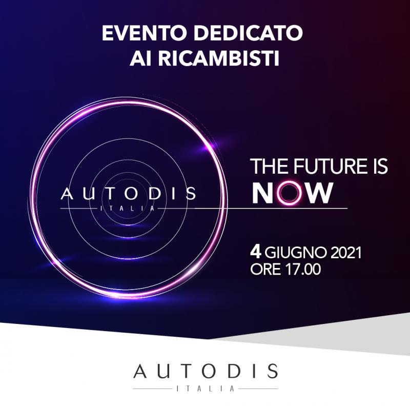 Autodis Italia, il 4 giugno l'evento digitale dedicato ai ricambisti