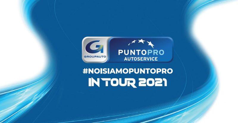 Groupauto Italia: in partenza il nuovo Roadshow PuntoPRO 2021