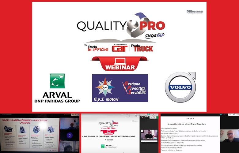 Quality Pro: grande successo per i webinar con i Centri Salesiani CNOS-FAP