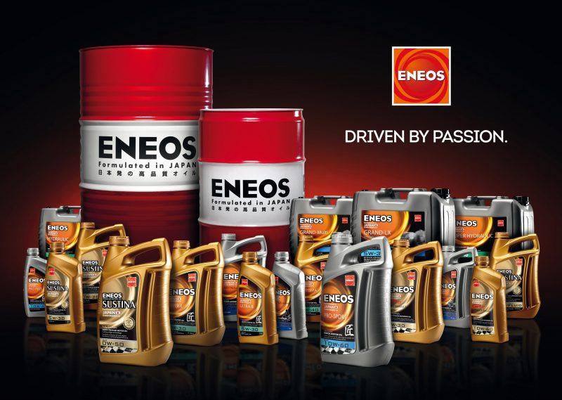 ENEOS: tecnologia per l'ambiente nell'olio motore ad alta prestazione