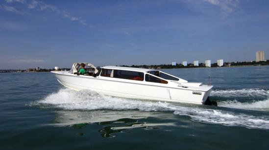 Le batterie agli ioni di litio di Yuasa sui taxi acquei di Venezia