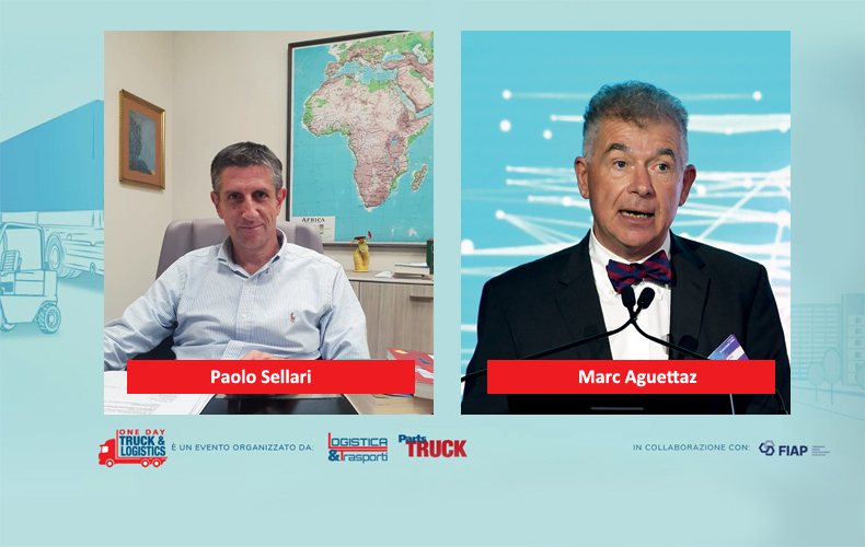 ONE DAY TRUCK & LOGISTICS 2020: gli interventi di Paolo Sellari e Marc Aguettaz