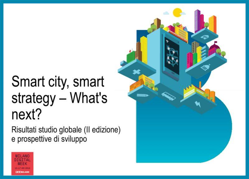 Dalla smart city alla smart mobility