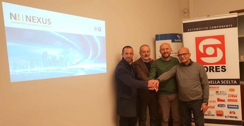 SORES entra nel gruppo IBG – Nexus a partire dal 2019