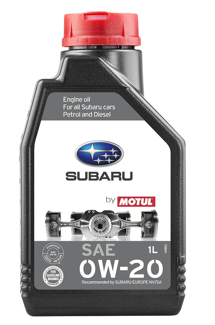 Lubrificanti: Motul e Subaru partner da oltre dieci anni