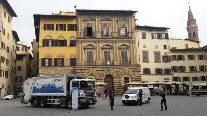 SCANIA – Green Mobility: verso una Firenze più verde