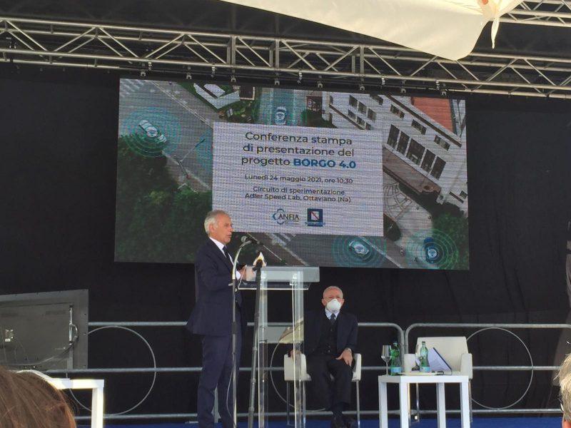 Borgo 4.0: parte il laboratorio sperimentale per la smart mobility in Campania