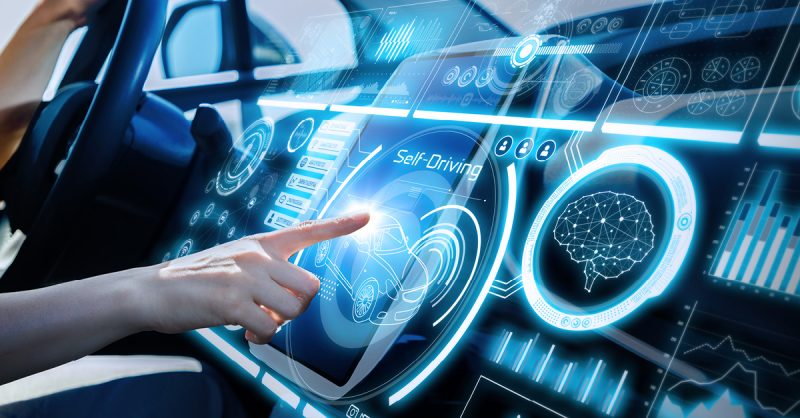 Software auto: intelligente e digitale, ecco l'auto del futuro
