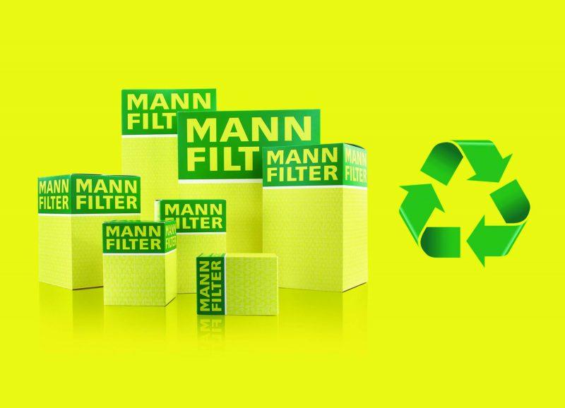 I prodotti sostenibili di MANN FILTER