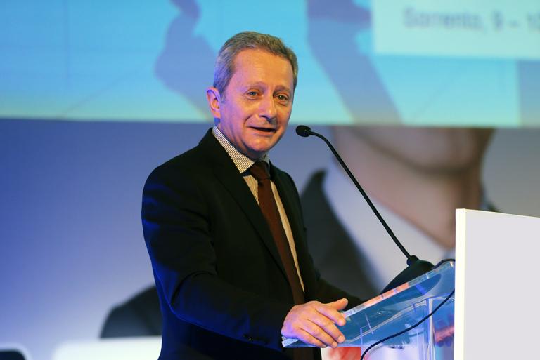 Stéphane Antiglio assume la presidenza di AD