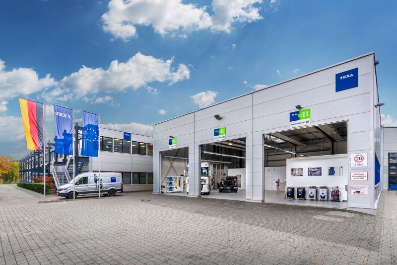 TEXA: nuova filiale in Germania