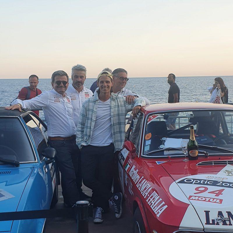 NEXUS vincitore al Tour Auto Optic 2000 di auto d'epoca