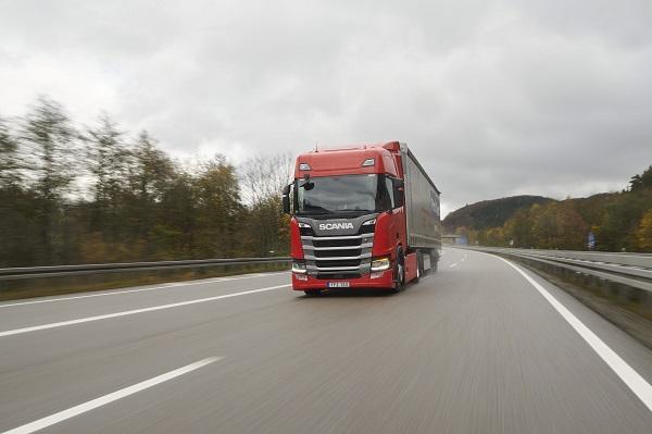 Scania vince l'European truck test per il secondo anno consecutivo