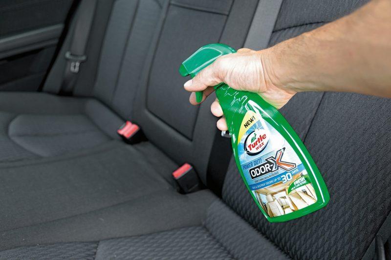 Pulizia auto: Turtle Wax lancia la nuova linea Power Out per interni