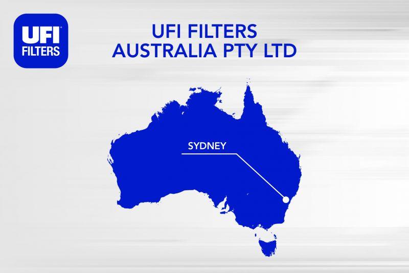 UFI Filters inaugura la nuova sede in Australia