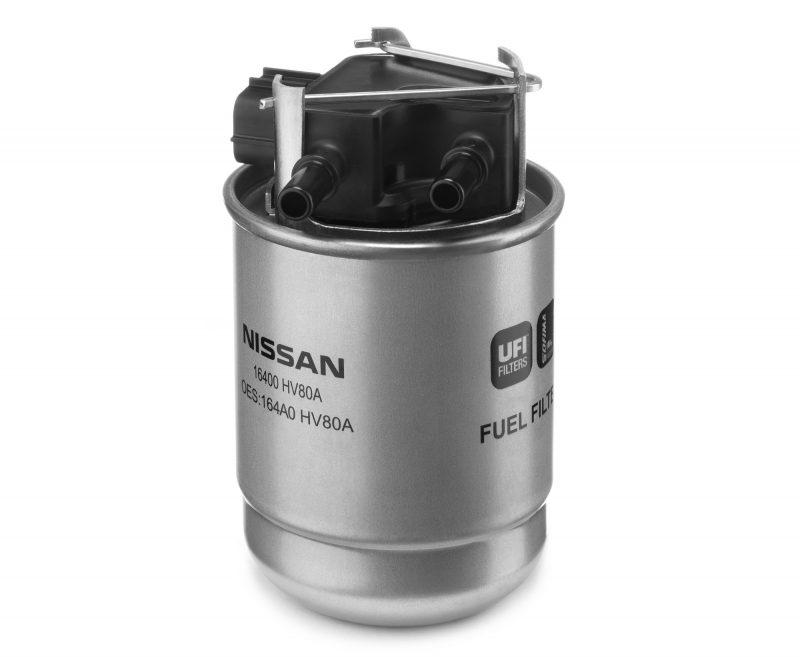 Cresce la gamma UFI Filters per i compact SUV di Nissan e Renault