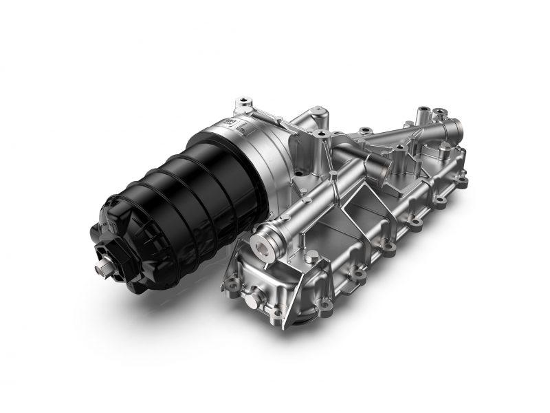 Filtri: gamma completa UFI Filters per il motore sei cilindri Kamaz e Liebherr
