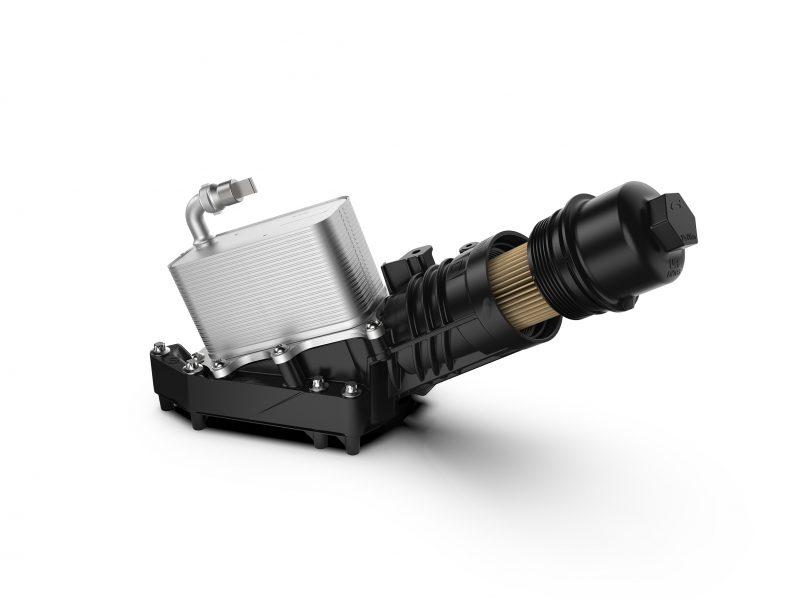 UFI Filters: modulo olio per la seconda generazione dei motori 6 cilindri BMW